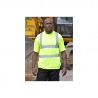 Tee-shirt haute visibilité NOVI EN471 classe 2 taille L