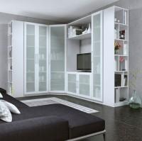 Caisson aménagement espace 99 blanc 72.5x40x45cm