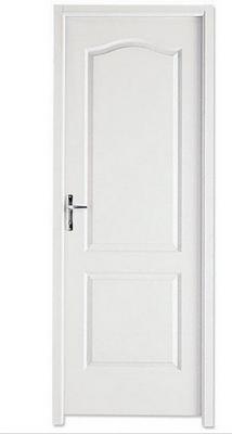 Bloc-porte postformé style veine huisserie 72 à recouvrement 204x83cm poussant droite