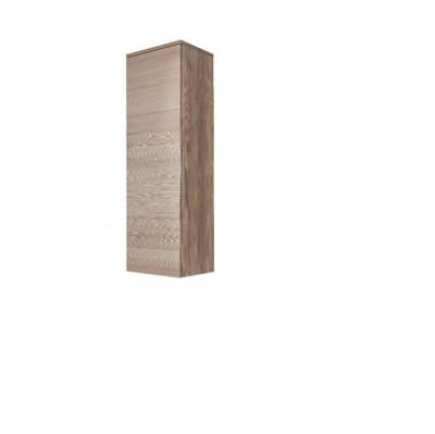 Meuble de salle de bains demi colonne loft blanc brillant largeur 30cm angoulins sur mer - Colonne salle de bain lapeyre ...