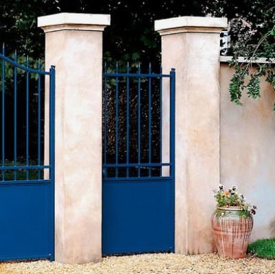 Portillon Breteuil sans accessoires droite 200x100cm (06)