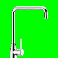 Mitigeur à bec monotrou sur table orientable - 20 l-min L300 DELABIE