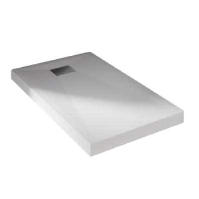 Receveur KINESURF blanc 120 x 80 4 cm