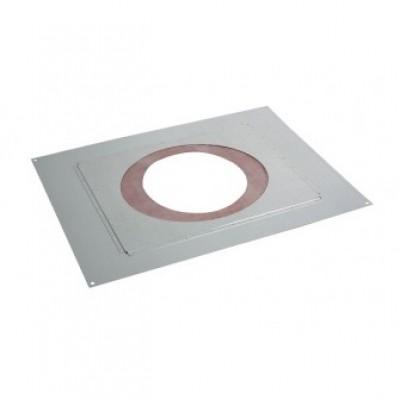 Plaque distance sécurité étanche (rampant) 10-40% 80-130mm PGI