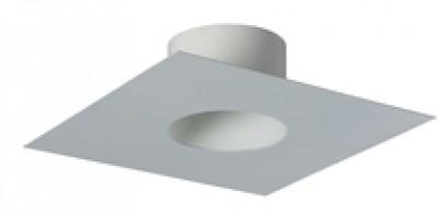 Plaque de finition tubage 20x20cm PFT20X20150EM POUJOULAT