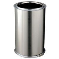 Elément droit isolé inox-galva diamètre 230mm longueur 450mm ED450-230 POUJOULAT