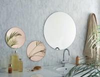 Miroir ROSALES épaisseur 4mm diamètre 600mm PRADEL MIROITERIE
