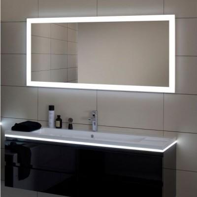 Miroir REFLET LUZ éclairage LED 1000x650x43mm SANIJURA - Bergerac ...