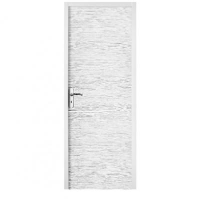 Bloc-porte VARIATION blanc structuré huisserie 72mm gauche 204x93cm