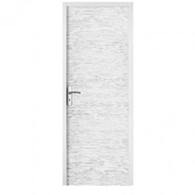 Bloc-porte VARIATION blanc structuré huisserie 72mm droite 204x73cm