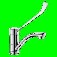 Mitigeur lave-mains avec levier médical 95x170cm DELABIE