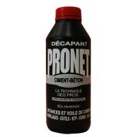 Pronet décapant ciment béton 1L HYDRA INDUSTRIE