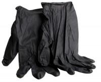Gants BLACK MAMBA nitrile standard taille L 8/9, boîte de 100 pièces