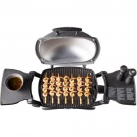 Barbecue gaz WEBER Q 2000 Titanium 3,5kW