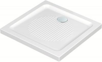 Receveur à encastrer CONNECT céramique blanc 80x80cm IDEAL STANDARD
