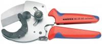 Coupe-tube PER + multicouche diamètres 26-40mm KNIPEX-WERK