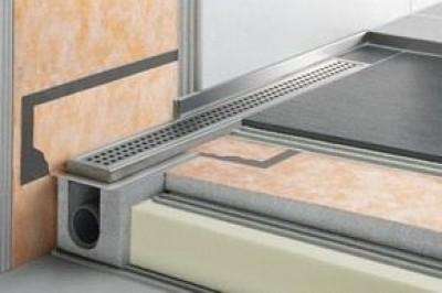 Caniveau KERDI-LINE 80cm SCHLUTER SYSTEMS