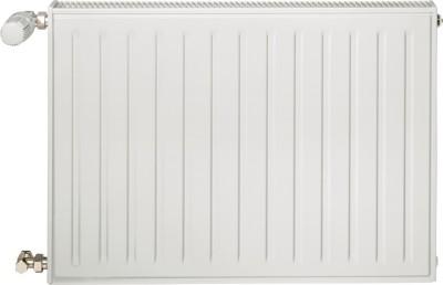 Radiateur eau chaude REGGANE 3000 habillé type 22H horizontal blanc 563W 400x450mm FINIMETAL