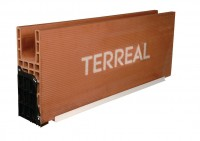 Caisson monobloc 20x52.4 sous-face PVC 1.2 TERREAL
