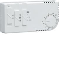 Thermostat climatisation FLASH HAGER SAS