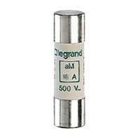 Cartouche industrielle cylindrique type aM avec percuteur LG014120 14x51mm 20A LEGRAND