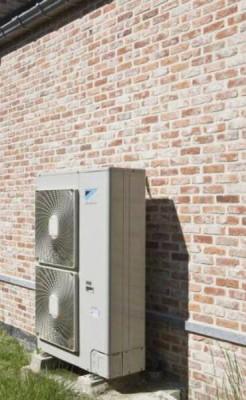 Unité extérieure ALTHERMA haute température triphasé standard 14kW DAIKIN AIRCONDITIONING FRANCE