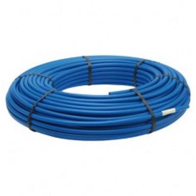 Tube multicouche PER 12x1.1 bleu 200m COMAP