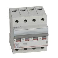 Interrupteur-sectionneur DX3 IS 4P 100A LEGRAND