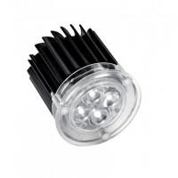 Lampe LED XL4 27° 4x1,2W 3000K ARIC