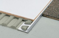 Profilé de sols SCHIENE-A aluminium 2,5m H.10mm