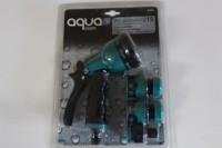 Pistolet multifonction kit 5 pièces AQUA COM