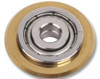 Roulette avec roulement pour TP et slim diamètre 22mm RUBI