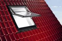 Fenêtre de toit R7 9T PVC alu 78x98cm ROTO