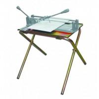 Table pliante réglable 106x42cm RUBI
