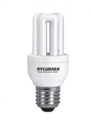 Lampe Fast-Start T3 10KH 11W 840 E27 en blister SIGMADIS