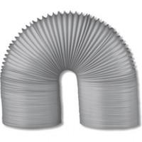 Gaine souple PVC gris diamètre 100mm 3m de longueur AUTOGYRE