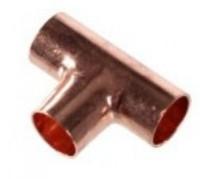 Té réduit Femelle-Femelle-Femelle cuivre D28-28-16 IBP ATCOSA SL