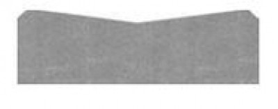 Caniveau CS1 CE NF classe T gris 1m TARTARIN