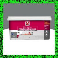 Peinture rénovation meubles de cuisine carbonate 2l V33