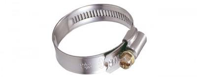 Collier de serrage inox 14mm 14-22mm, sachet de 5 ING FIXATIONS