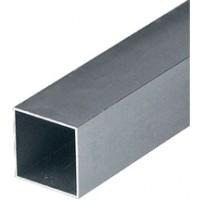 Règle aluminium carrée 50x50mm 2,50m MOB OUTILLAGE
