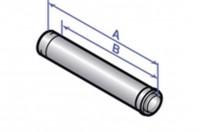Rallonge longueur 1000mm DE DIETRICH