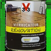 simple rnovation chne moyen satin l v with huile blanche v33. Black Bedroom Furniture Sets. Home Design Ideas