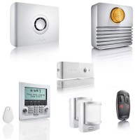 Kit alarme radio PROTEXIOM pour appartement SOMFY