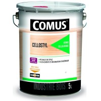 Vernis de finition CELLOSTYL 2043 satiné 60 5l COMUS