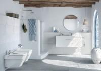 Faïence ARTE HOME IROISE blanc 25x70cm