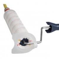 Rouleaux nettoyage à l'eau SDB petit 50mm 2 recharges L'OUTIL PARFAIT