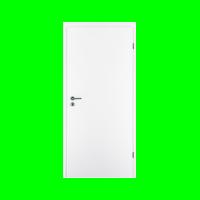Porte ferrée MOSEL TUREN gamme laquée blanc gauche poussant 204x83cm