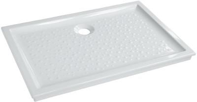 Receveur à encastrer PRIMA 90x70cm extra-plat blanc ALLIA
