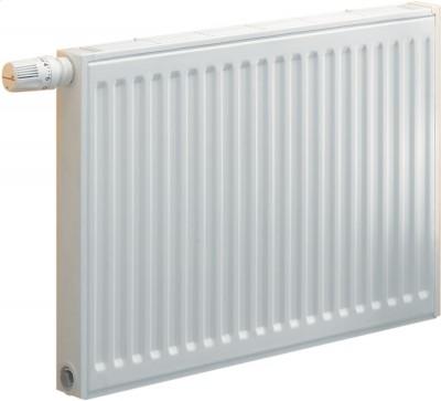 Radiateur panneau SAMBA gamme horizontale 6 orifices type 11 habillé acier hauteur 900mm 30 éléments 1315W thermostatisable dont 2 posi CHAPPEE